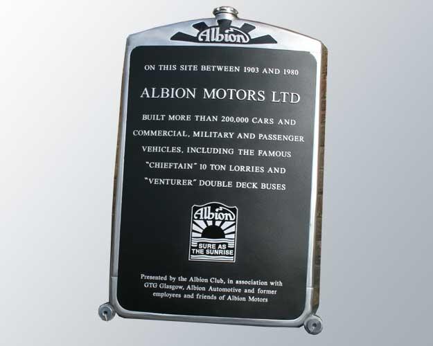 Commemorative Sign Maker