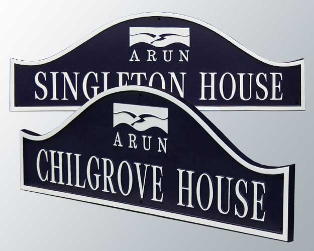 Show House Signs