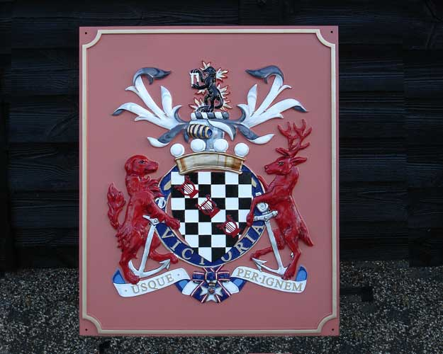 Coat of Arms Signs Manufacturer