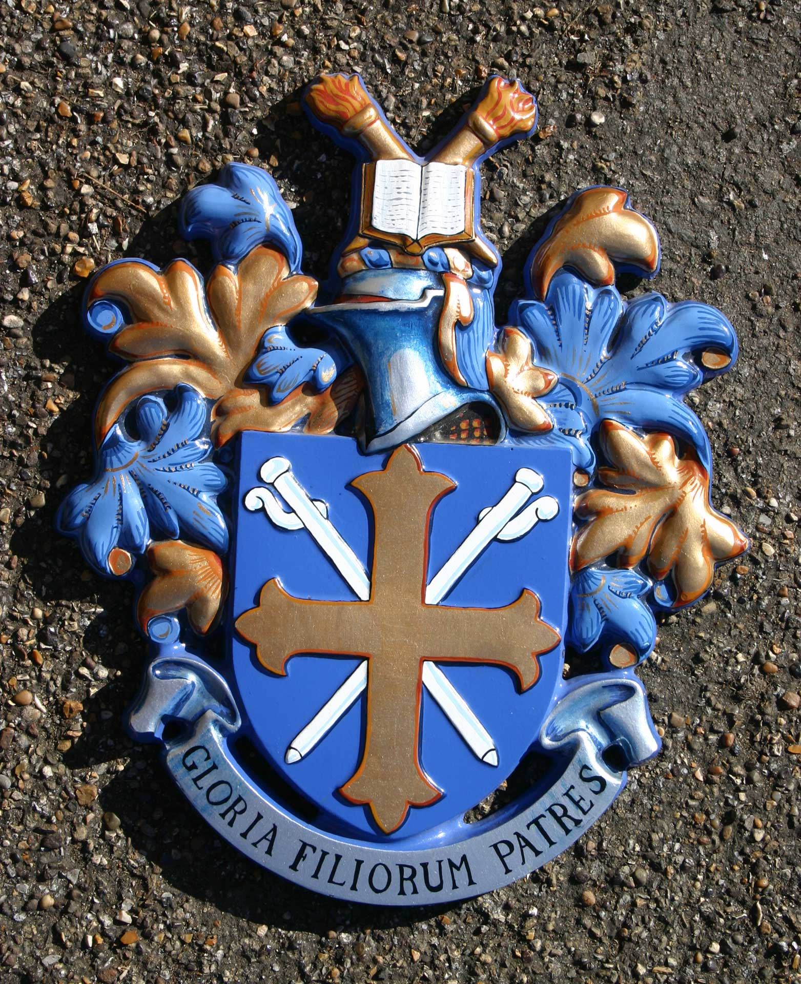 Family Coat of Arms Plaque