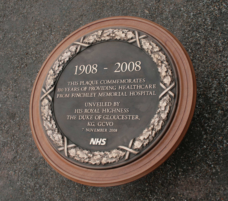 Commemorative Plaque Manufacturer