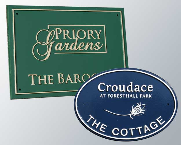 Showhouse Signs