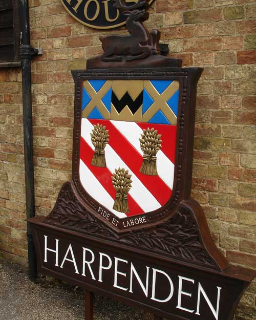 Boundary Sign Refurbishment